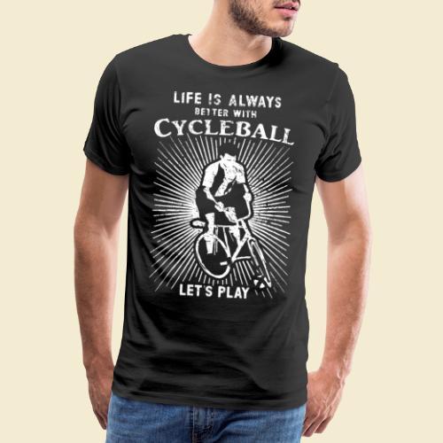 Radball   Always - Männer Premium T-Shirt