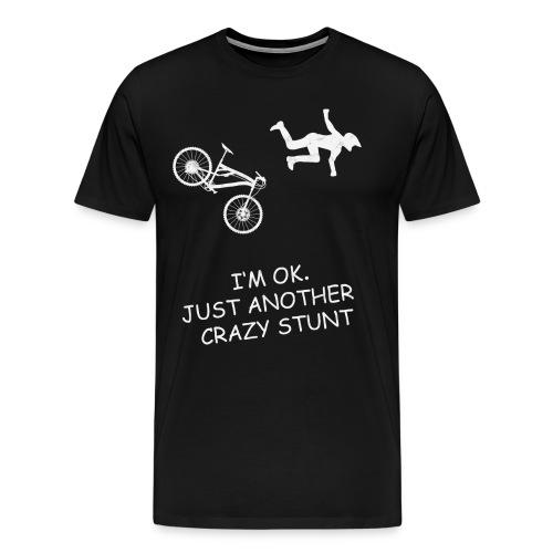 MTB Mountainbike - Stunt Downhill - Männer Premium T-Shirt