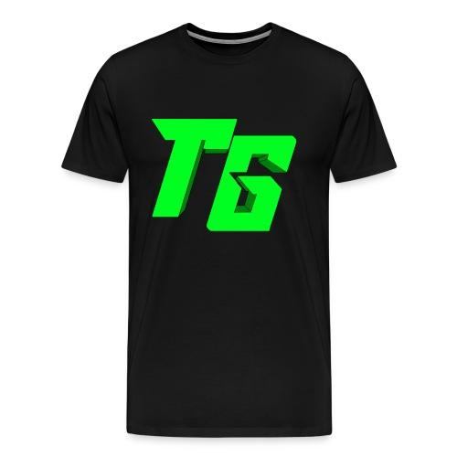 Tristan Jeux marchandises logo [LOGO BIG] - T-shirt Premium Homme