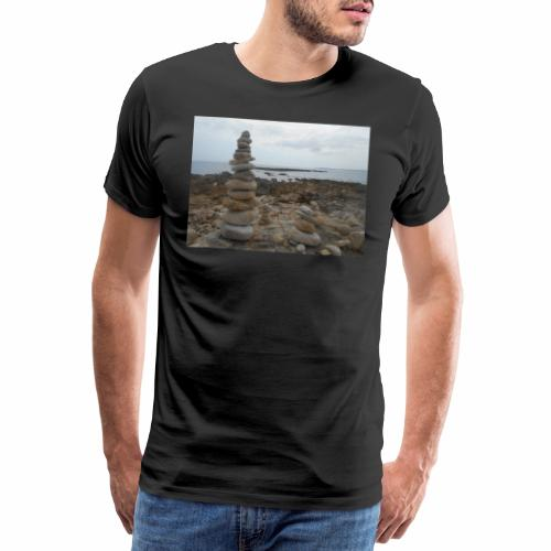 BZH is Zen ... - T-shirt Premium Homme