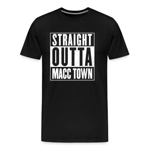 Macc Town T Shirt - Men's Premium T-Shirt