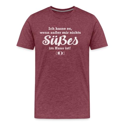 Nichts Süßes - Männer Premium T-Shirt