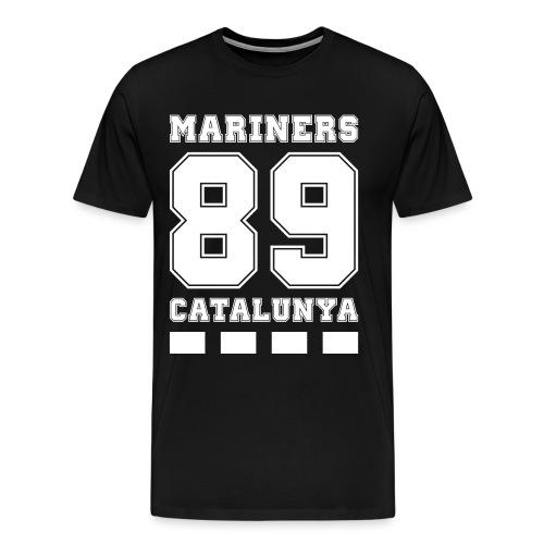 MarinersCatalunya White - Camiseta premium hombre