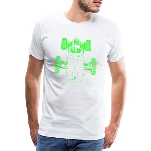 Formula Racing - Men's Premium T-Shirt