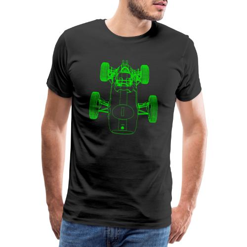Formula Racing - Men's Premium T-Shirt