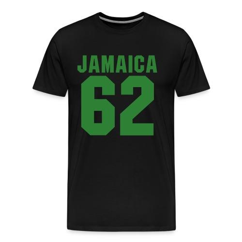Free Jamaica 1962 - Independence - Proud Jamaicans - Männer Premium T-Shirt