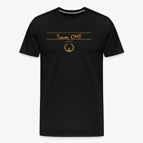 Team CMB Classic gold - Men's Premium T-Shirt