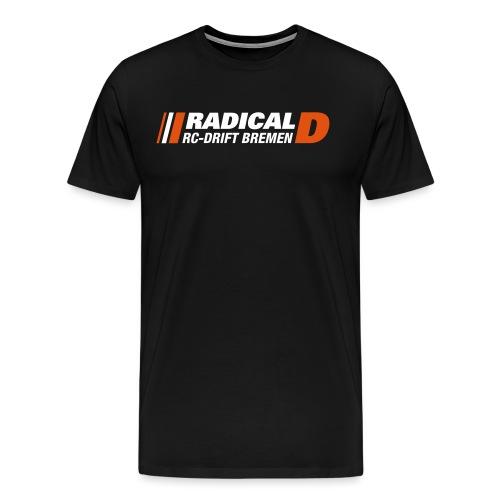 Radical-D 2color - Männer Premium T-Shirt