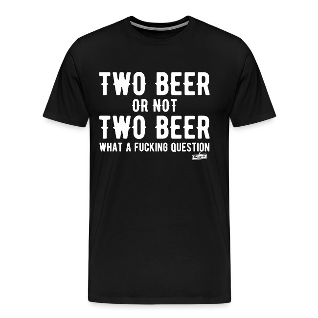 To beer or not to beer 3