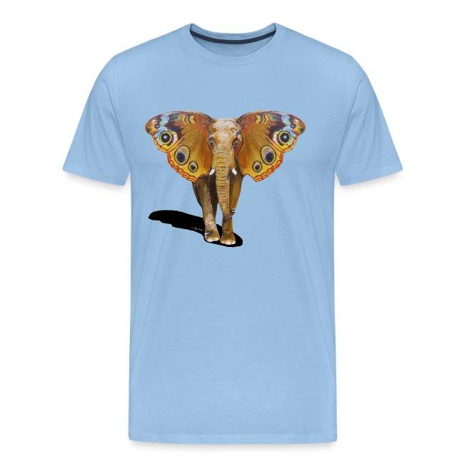 Schmetterling-Elefant