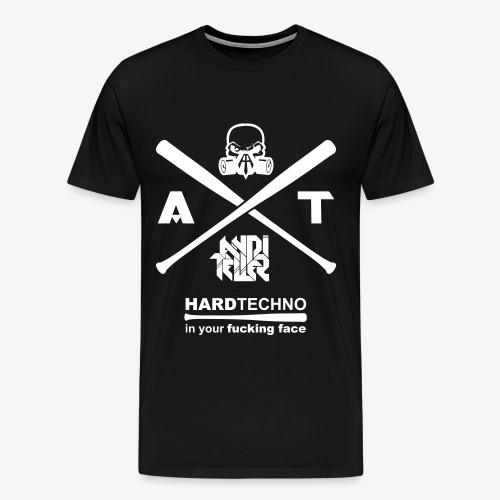 Fucking Face - Männer Premium T-Shirt