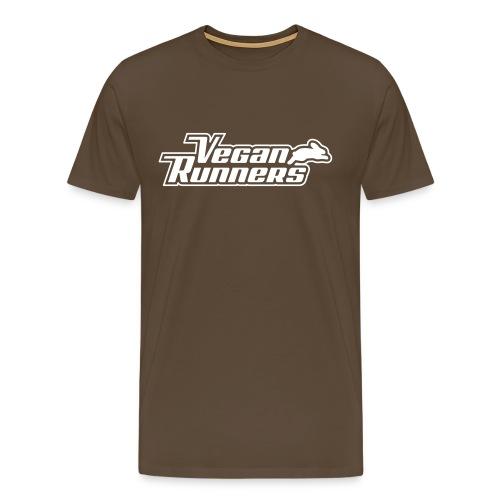 Vegan Runners - Men's Premium T-Shirt