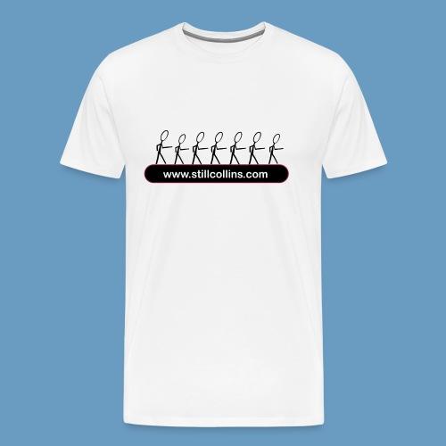 Walkmen neu jpg - Männer Premium T-Shirt