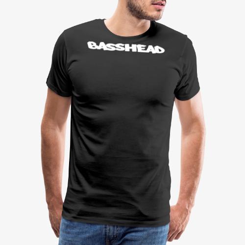 basshead - T-shirt Premium Homme