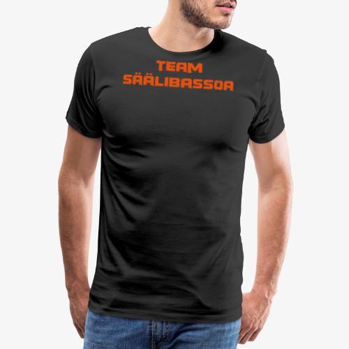 teamsäälibassoa - Premium-T-shirt herr