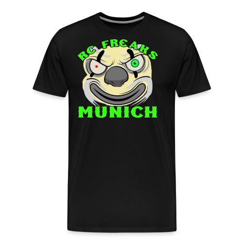 rcfm dunkel1 png - Männer Premium T-Shirt
