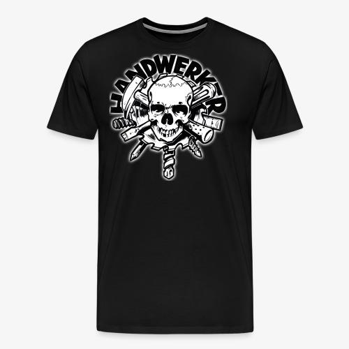 Skull ´n´ Tools - Männer Premium T-Shirt