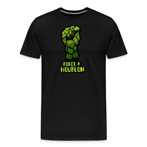 Force et houblon (Officiel) - T-shirt Premium Homme