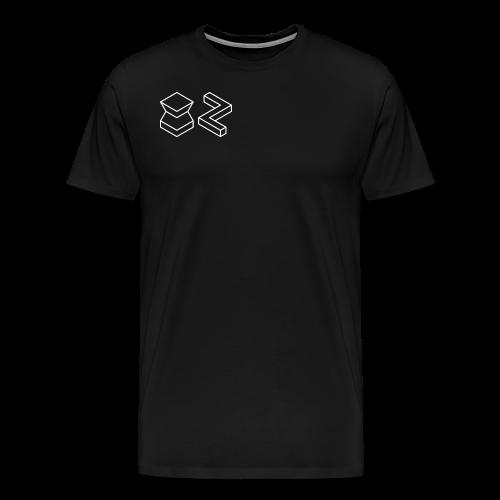 Ahzed Studio - Logo - T-shirt Premium Homme
