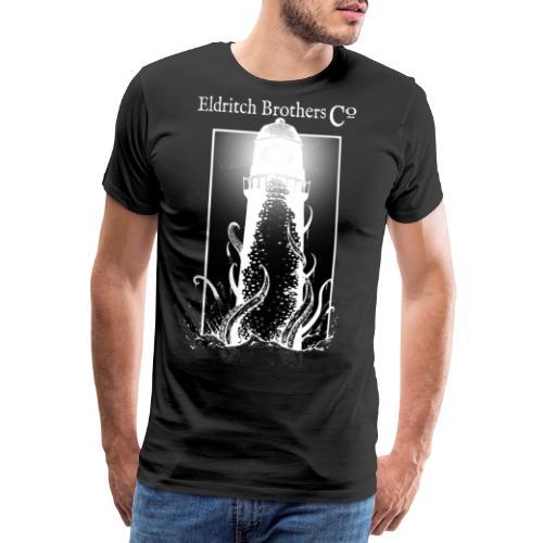 Eldrtich Lighthouse - Miesten premium t-paita