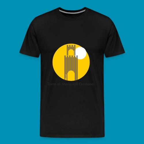 Torre di Mariano Oristano - Maglietta Premium da uomo