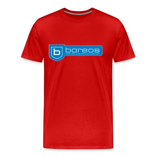 bareos logo full png - Männer Premium T-Shirt