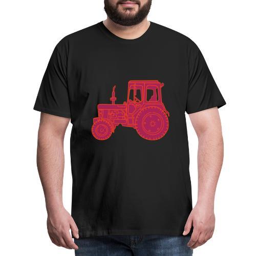 Traktor Landwirtschaft 2 - Männer Premium T-Shirt