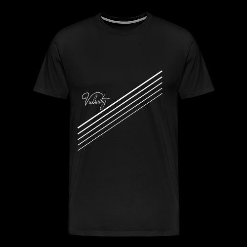 Vielsaitig - Männer Premium T-Shirt