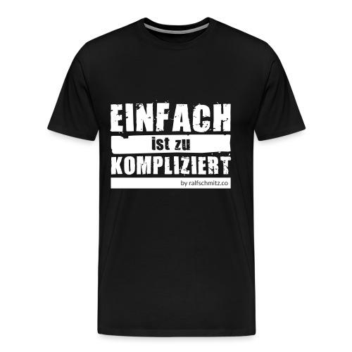 eizk-01 - Männer Premium T-Shirt