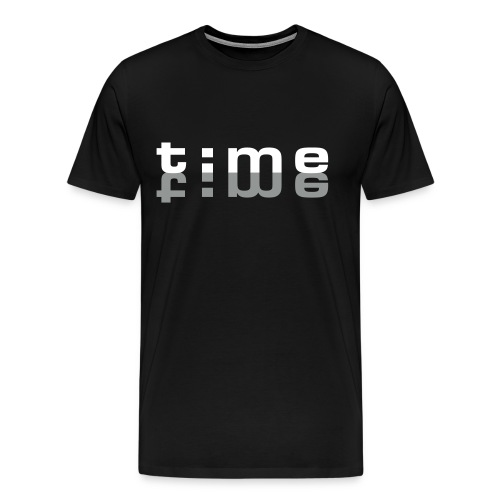 Time - T-shirt Premium Homme