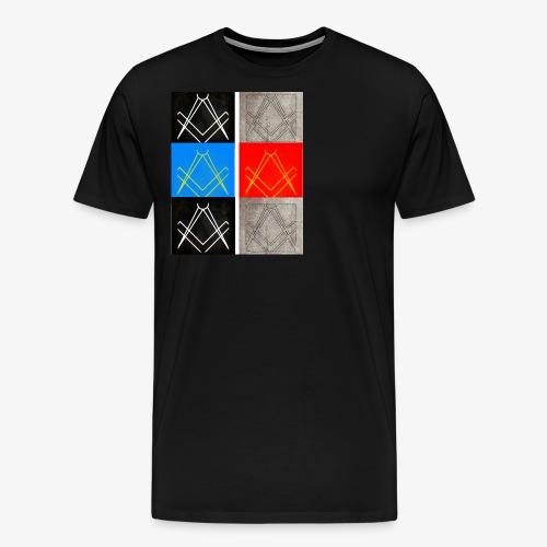 Masones - Camiseta premium hombre