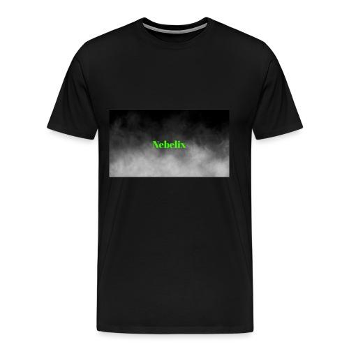 Nebelix - Männer Premium T-Shirt