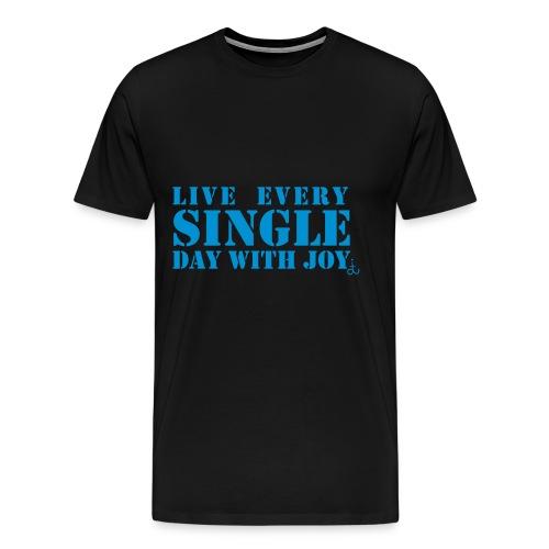 Single_dit - Men's Premium T-Shirt