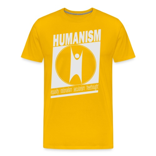 Humanism - Men's Premium T-Shirt