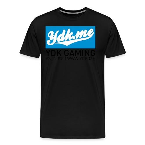 3colores ydk blue - Men's Premium T-Shirt