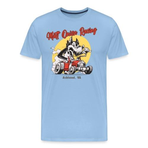 Matt Onion Racing - US Muscle Car Hotrod Motorrad - Männer Premium T-Shirt