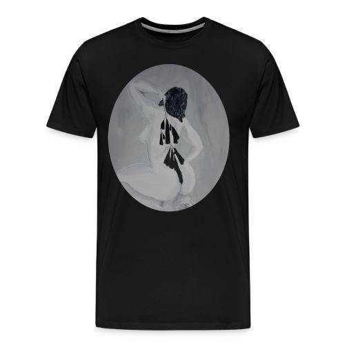 Frau - Männer Premium T-Shirt