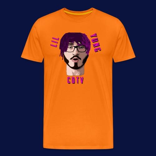 LIL YUNG CDTV - Men's Premium T-Shirt