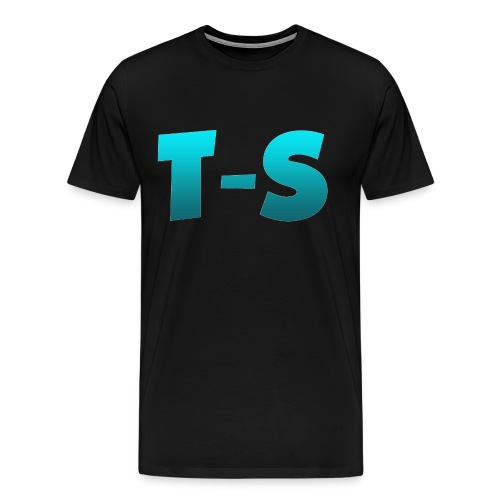 highreslogo - Men's Premium T-Shirt