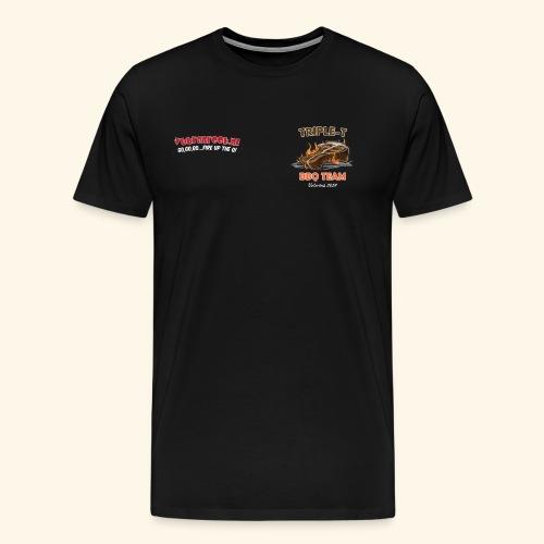 Triple T VETS2019 Front - Mannen Premium T-shirt
