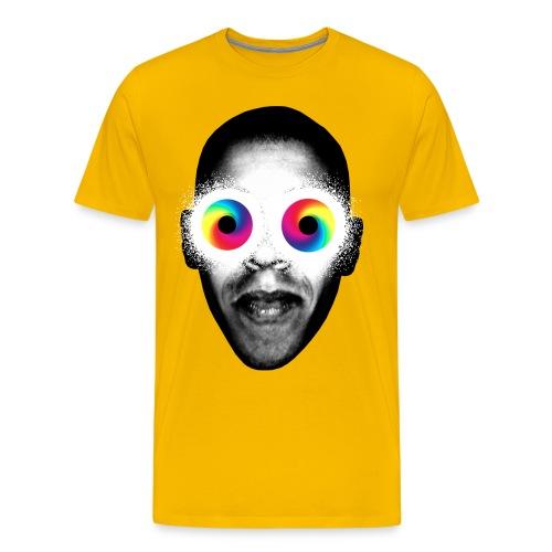 Psykedeliska - Premium-T-shirt herr