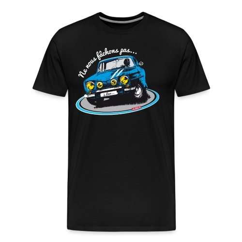 Ne nous fachons pas ! - T-shirt Premium Homme