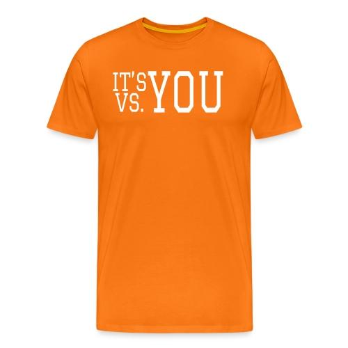 You vs You - Men's Premium T-Shirt