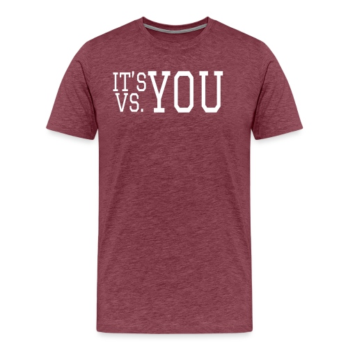 You vs You - Men's Premium T-Shirt