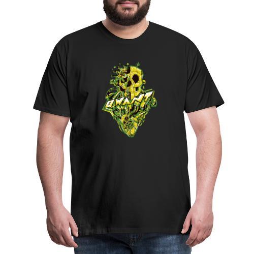 NUIT DU HACK SKULL - T-shirt Premium Homme