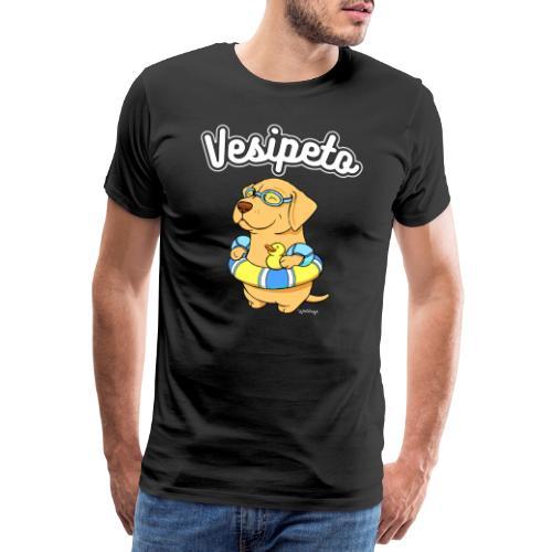 vesipeto1 - Miesten premium t-paita