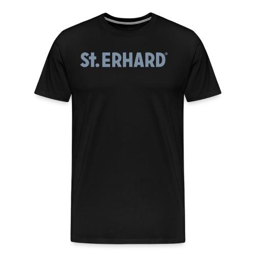 st erhard logo r 4c - Men's Premium T-Shirt