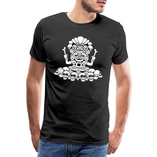Día de Muertos - Mannen Premium T-shirt
