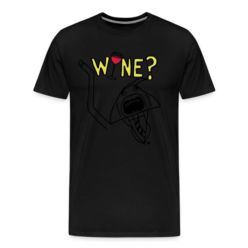 WINE - Men's Premium T-Shirt