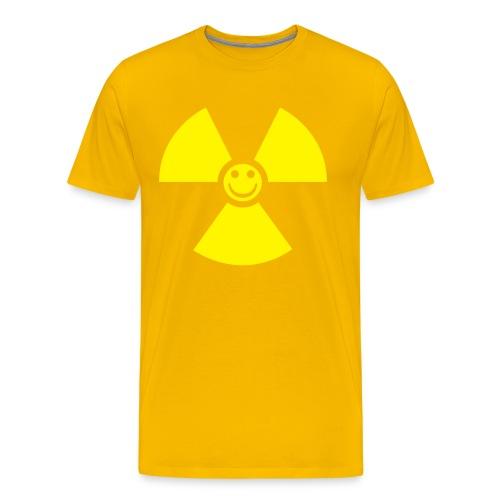 Atom! - Premium-T-shirt herr